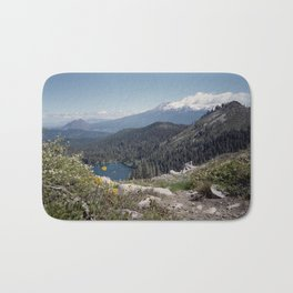 Mt Shasta Bath Mat
