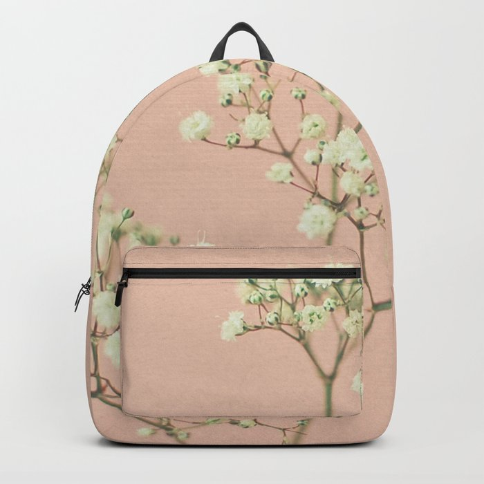 Baby's Breath Backpack
