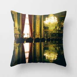 Napolean's Apartment Pt ll Throw Pillow