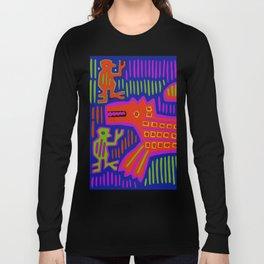 Mola Pony Long Sleeve T-shirt