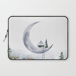 Moon House Laptop Sleeve