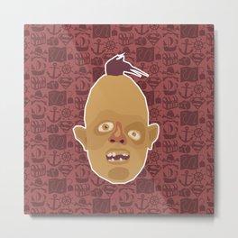 Sinok - The Goonies Metal Print