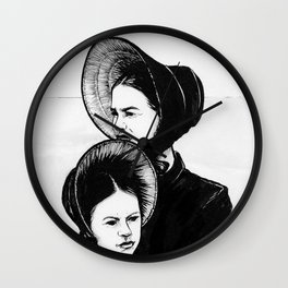 The Piano Wall Clock