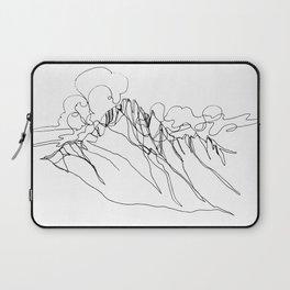Alpha - Single Line Laptop Sleeve