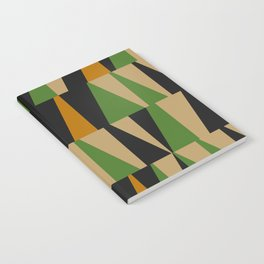 Abstract composition Notebook
