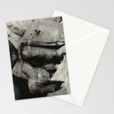 Ghoulish Gargoyle Stationery Cards