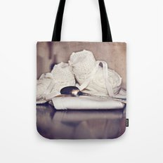 Silver Spoon  Tote Bag