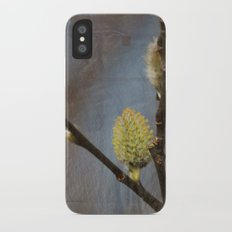 Spring Buds iPhone X Slim Case