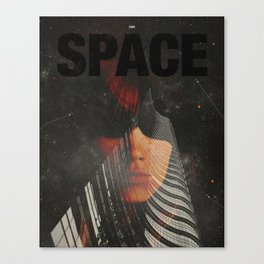 Space1968 Canvas Print