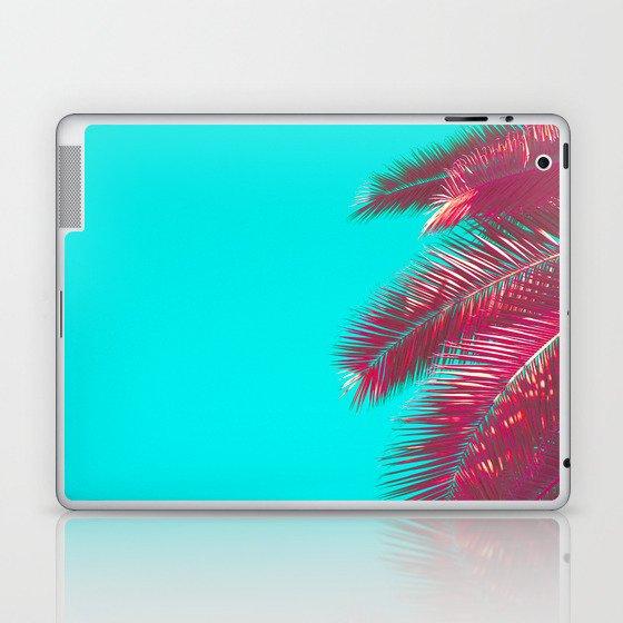 Neon Palm Laptop & iPad Skin