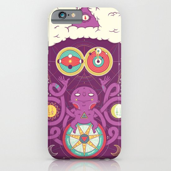 Cosmos iPhone & iPod Case