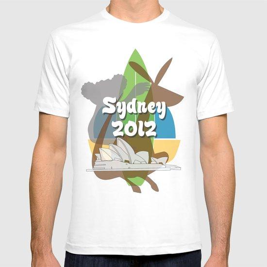 Sydney 2012 T-shirt