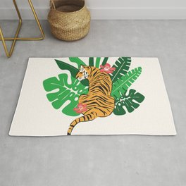 Tiger 011 Rug
