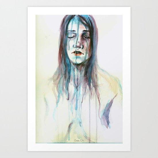 The Fragile Art Print