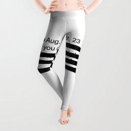 Virgo 1 Leggings