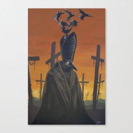 Medico della Peste Canvas Print