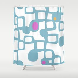 Futura #society6 #pattern #buyart Shower Curtain