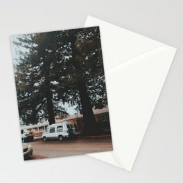 In a little town in Oregon Stationery Cards