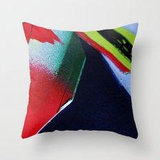 micro-v3 Throw Pillow