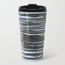 Reflections in water , reminders of flow Travel Mug