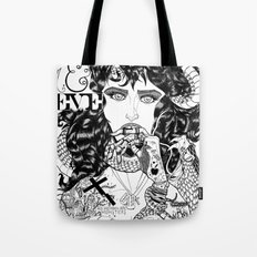 Adam tu rêves ! Tote Bag