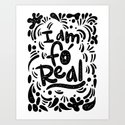 I am fo' real by thewellkeptthing
