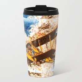 Wings Aloft Travel Mug