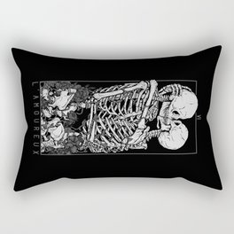 The Lovers Rectangular Pillow
