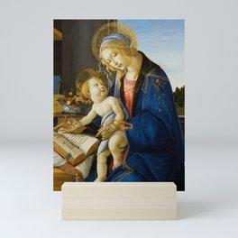 Sandro Botticelli - The Virgin and Child, 1480 Mini Art Print