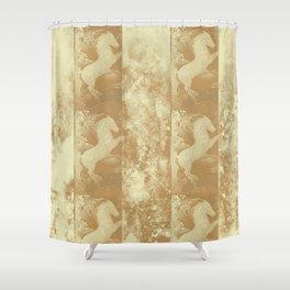 Unicorn Skies Shower Curtain