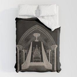Throne Room Duvet Cover