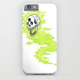 Lv. 24 Skeletal Wisp iPhone Case