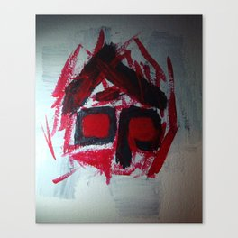 Denstiny Canvas Print