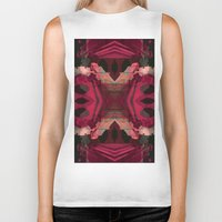 baroque Biker Tanks featuring BAROQUE by Mike Maike