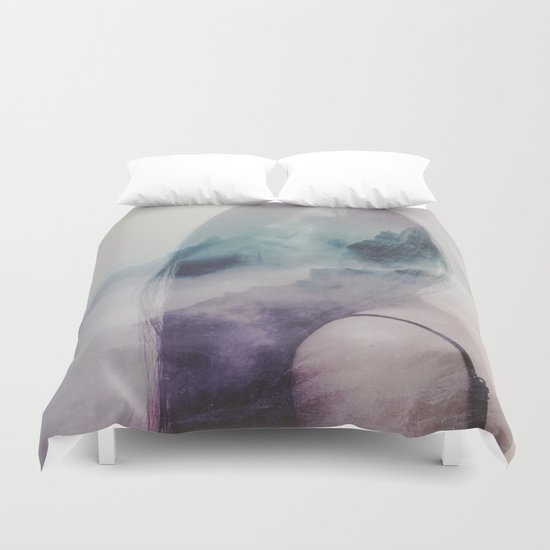 Where is my mind? no.7 Duvet Cover