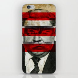 the truth is dead · don´t be evil iPhone Skin