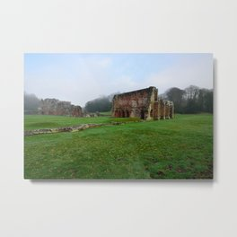 Barrow Abbey Metal Print