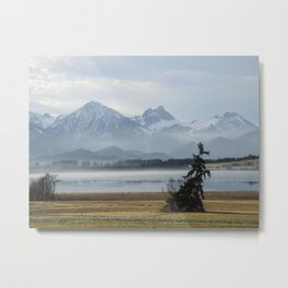 Bavarian Rhapsody - Southern Germany Metal Print