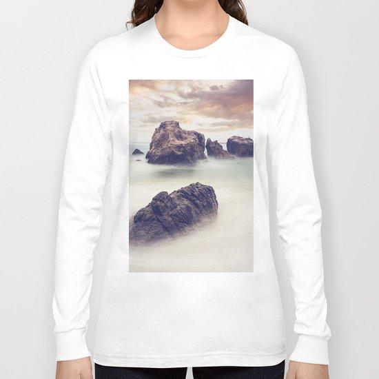 Rocks in the Ocean Long Sleeve T-shirt