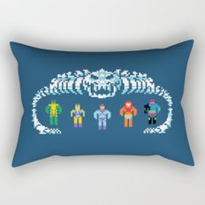 Evil Masters of the Universe Rectangular Pillow