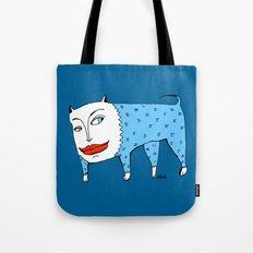doggie Tote Bag