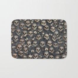 Skull Rug 4x6 Bath Mat