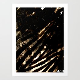 Road To Ruin Art Print