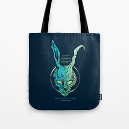 Donnie Darko Lifeline Tote Bag