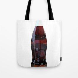 Cola Bottle Tote Bag