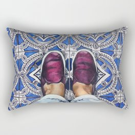Art Beneath Our Feet - Ancona, Italy Rectangular Pillow