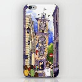 Aix en Provence iPhone Skin