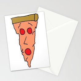 Macaulay Pizza Stationery Cards