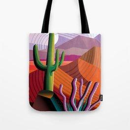 Black Canyon Desert Tote Bag