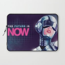 The future is now Laptop Sleeve